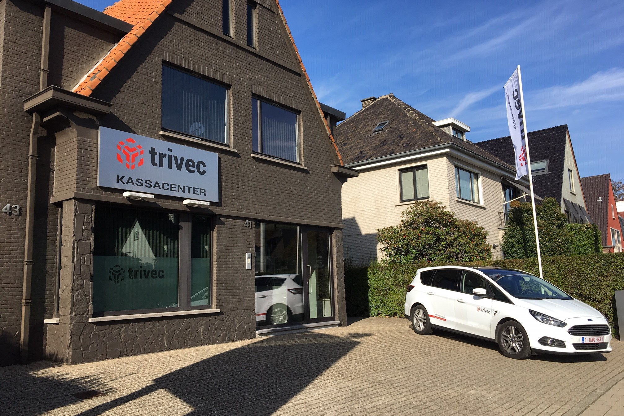 Trivec Office Sint-Niklaas