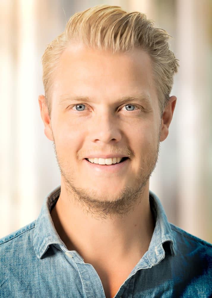 Niklas Johansson VD Svenska Brasserier